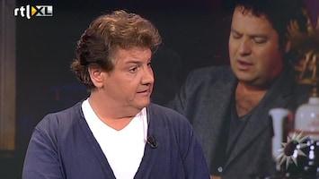 RTL Boulevard René Froger over nieuwe clip: 'Daar sta je dan'