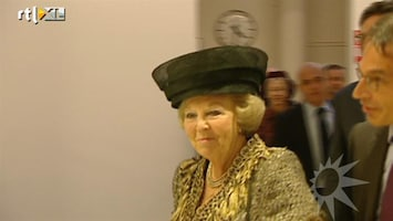 RTL Boulevard Speculaties troonopvolging Koningin Beatrix