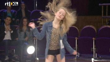 So You Think You Can Dance - The Next Generation - 'je Hebt Een Bepaalde Sensualiteit Op Zo'n Jonge Leeftijd' - Auditie Juliette