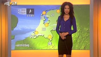 RTL Nieuws Later deze week doet temperatuur stapje terug
