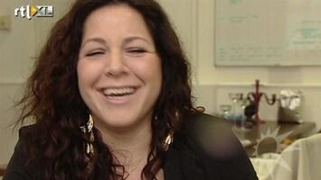 RTL Boulevard Babette Labeij over the Voice Kids