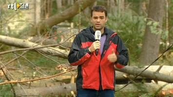 RTL Nieuws 'Leven oostkust VS blijft nog dagen ontwricht'