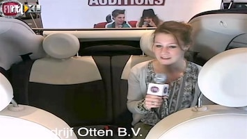 X Factor Fiat 500 Backseat Auditions: Eline