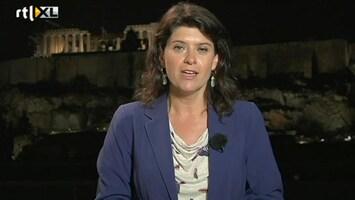 RTL Nieuws 'Kleine kans op Grieks zakenkabinet'
