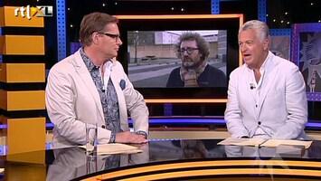 RTL Boulevard Advocaat beledigt agent