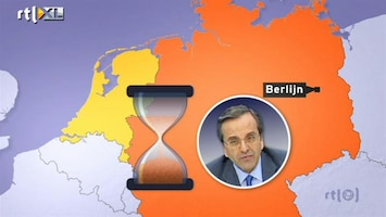 RTL Nieuws Griekse premier op bedeltocht in Europa