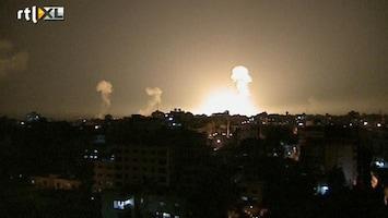 RTL Nieuws Beschietingen over en weer tussen Israël en Gaza