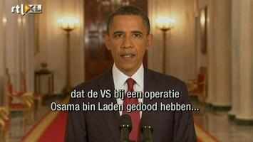 RTL Z Nieuws Amerikanen doden Osama bin Laden: het hele verhaal