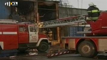RTL Nieuws Doden bij brand Moskou