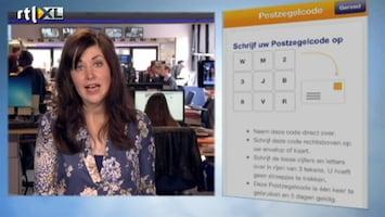 RTL Nieuws Postzegel overbodig dankzij nieuwe app