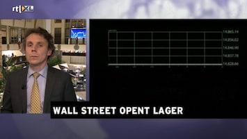 Rtl Z Opening Wall Street - Afl. 72