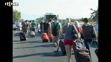 RTL Nieuws Toeristen dupe van stakingen Griekenland