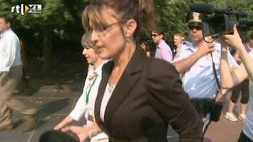 RTL Nieuws 24.000 emails Palin openbaar