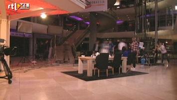 4Me Achter de schermen bij de studio