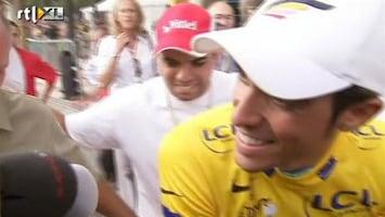 RTL Nieuws Contador verliest Tourzege door doping
