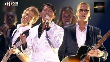 RTL Boulevard 3J's niet door naar finale Eurovisie Songfestival