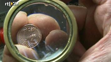 RTL Nieuws Euro blijft verder dalen