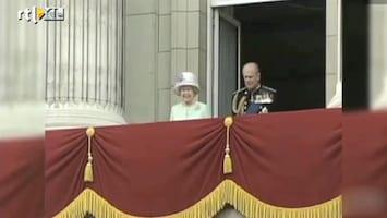 RTL Boulevard Koningin Elizabeth en prins Philip 65 jaar getrouwd