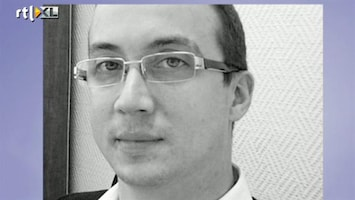 RTL Nieuws Grote fouten rond dood activist Dolmatov