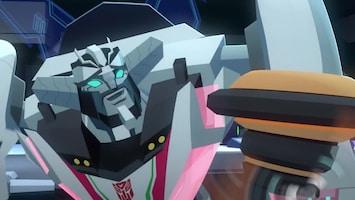 Transformers Cyberverse Afl. 3