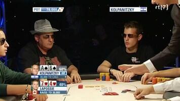 Rtl Poker: European Poker Tour - Uitzending van 13-01-2012
