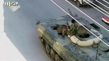RTL Nieuws Syrisch leger martelt demonstranten
