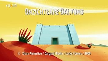 De Daltons Onzichtbare Daltons