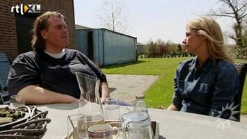 RTL Boulevard Obese Danny kan strijd tegen kilo's maar niet winnen