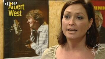 RTL Boulevard Albert West heeft ruggenmerg infarct gehad