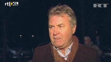 RTL Nieuws Hiddink niet naar Chelsea