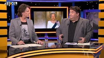 RTL Boulevard Emancipatie in het Britse koninklijk huis