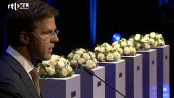 RTL Nieuws De dag van rouw in Alphen