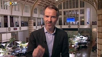RTL Z Nieuws 12:00 Trendbreuk: het ziet er somber uit op de beurs