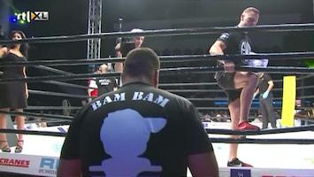 Badr Hari In Global Fighting Championship - Afl. 2
