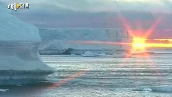 RTL Nieuws Onderzoek op Zuidpool voor onze droge voeten