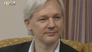 RTL Nieuws Assange noemt Manning een held
