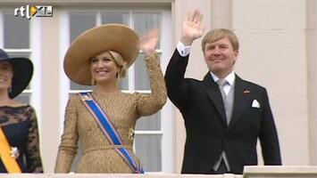 RTL Nieuws Eerste Prinsjesdag voor koning Willem-Alexander zit erop