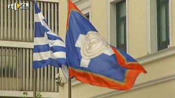 RTL Z Nieuws Rating Griekenland nu nog meer 'junk'