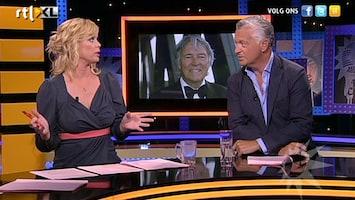 RTL Boulevard Nieuwe show voor vader en zoon Brandsteder