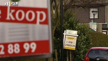 RTL Nieuws Ontwikkeling huizenmarkt op dieptepunt