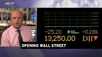 Rtl Z Opening Wall Street - Afl. 165