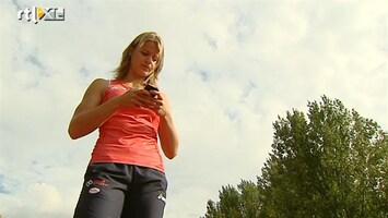 RTL Nieuws App houdt locatie van topsporter bij
