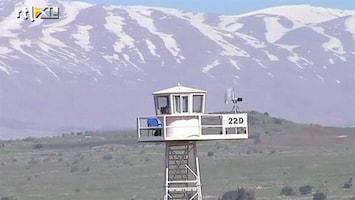 RTL Nieuws VN eisen vrijlating gegijzelde blauwhelmen Syrië