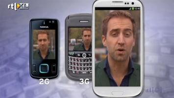 RTL Nieuws Miljardenmeevaller door veiling mobiel internet