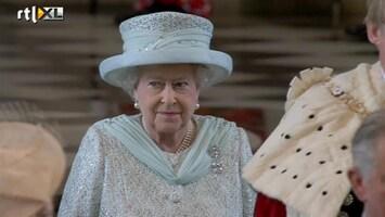 RTL Nieuws Domper voor Queen Elizabeth op laatste feestdag jubileum