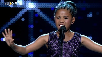Holland's Got Talent Aliyah