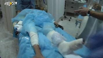 RTL Nieuws Grote zorgen om wapens in Libië