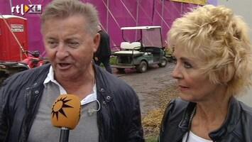 RTL Boulevard Jan Keizer en Anny Schilder helden in Hongarije