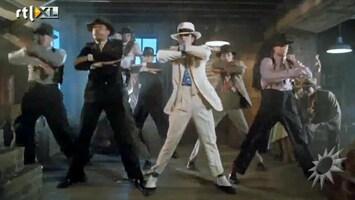 RTL Boulevard Michael Jackson beschuldigd van misbruik