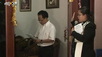 RTL Nieuws Repressie christenen Indonesië